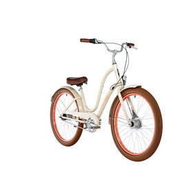 "Electra Townie Balloon 7i EQ Lady 26"" nude"